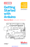Getting Started with Arduino Massimo Banzi Second Edition