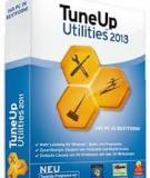 Hướng dẫn tăng tốc máy tính bằng TuneUp Utilities toàn tập