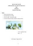 Bài tiểu luận môn Kinh tế môi trường