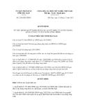 Quyết định số 2102/QĐ-UBND