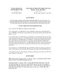 Quyết định số 5981/QĐ-UBND