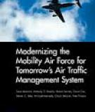 Modernizing the Mobility Air Force for Tomorrow's Air Traffic Management System