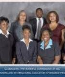 GLOBALIZING THE BUSINESS CURRICULUM AT ALABAMA STATE  UNIVERSITY