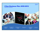 3 Year Business Plan 2010-2013: State Board of equalization