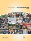 2012 Small Business Profile - A profile of small business in British Columbia