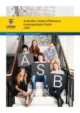 Australian School of Business Undergraduate Guide  2013