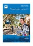 QUEENSLAND UNIVERSITY OF TECHNOLOGY BRISBANE AUSTRALIA Undergraduate courses 2013