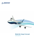 World Air Cargo Forecast 2012-2013