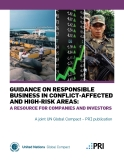 Guidance on Responsible   business in conflict-affected  and HiGH-Risk aReas:   a ResouRce foR companies and investoRs