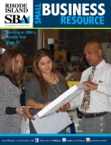 RHODE ISLAND - Building on SBA's  Record Year