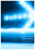 Corporate Social  Responsibility: A Government update