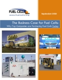 The Business Case for Fuel Cells:   Why Top Companies are Purchasing Fuel Cells Today