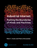 Industrial Internet: Pushing the Boundaries of Minds and Machines