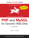 PHP and MySQL for Dynamic Web Sites Fourth Edition