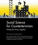 Social Science for Counterterrorism