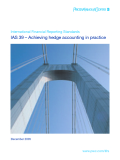International Financial Reporting Standards IAS 39 – Achieving hedge accounting in practice