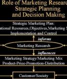The Nature and Scope of Marketing