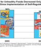 Guidelines for Responsible Food Marketing to Children