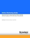 Online Marketing Guide: Important Tips for Improving Your Online Visibility
