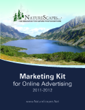 Marketing Kit for Online Advertising 2011-2012