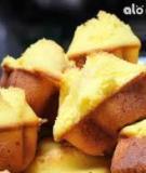 Bánh thuẫn: Món bánh quen thuộc trong ngày Tết miền Trung