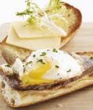 Thực phẩm dinh dưỡng giúp nam giới tăng cường cơ bắp