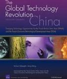 The Global Technology Revolution China, Executive Summary