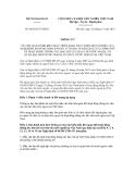 Thông tư số 06/2012/TT-BNG