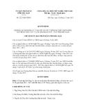 Quyết định số 2227/QĐ-UBND