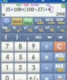 Mô hình toán học tiền tệ