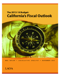 The 2013-14 Budget: California's Fiscal Outlook