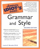 The complete idiots guide to grammar style