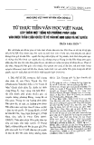 Nho giáo Việt Nam và văn hóa Đông Á