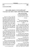 Báo cáo khoa học: Đặc điểm phong cách ngôn ngữ của nhà văn Chu Lai qua thủ pháp so sánh