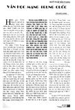 Báo cáo khoa học:văn học mạng Trung Quốc