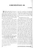 Báo cáo khoa học: So sánh truyện cổ tích Việt Hàn