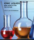 IONIC LIQUIDS - NEW ASPECTS FOR THE FUTURE