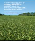 A COMPREHENSIVE SURVEY OF INTERNATIONAL SOYBEAN RESEARCH GENETICS, PHYSIOLOGY, AGRONOMY AND NITROGEN RELATIONSHIPS