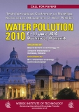 WATER POLLUTION 2010: 9-11 JUNE 2010 BUCHAREST, ROMANIA