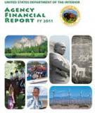 FY 2011 Agency Financial Report November 15, 2011