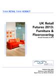 UK Retail Futures 2013: Furniture & Floorcovering