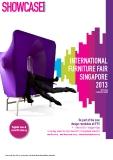 INTERNATIONAL FURNITURE FAIR SINGAPORE 2013