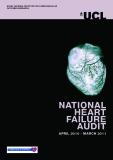 NATIONAL HEART FAILURE AUDIT 2011