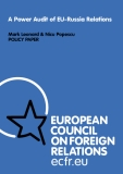 A Power Audit of EU-Russia Relations by Mark Leonard & Nicu Popescu