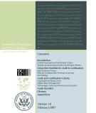 Trustworthy Repositories Audit & Certification:  Criteria and Checklist