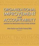 Organizational Improvement and Accountability
