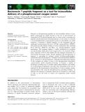 Báo cáo khoa học: Bactenecin 7 peptide fragment as a tool for intracellular delivery of a phosphorescent oxygen sensor