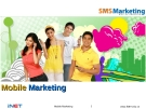 Mobile Marketing trực tuyến
