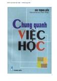 Ebook Chung quanh việc học - GS. Bùi Trọng Liễu