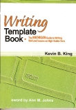 Writing template book